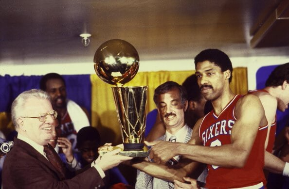 Los Angeles Lakers vs Philadelphia 76ers, 1983 NBA Finals