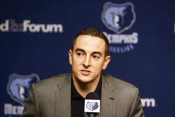 Robert Pera Owner Memphis Grizzlies