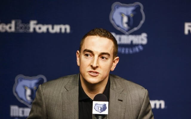 Robert Pera Owner Memphis Grizzlies