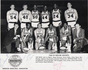 Denver Rockets 1970