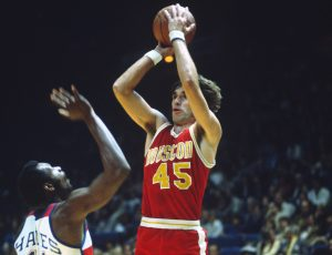 Houston Rockets v Washington Bullets