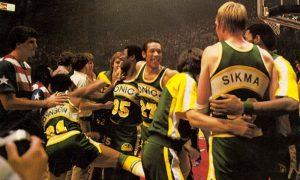Seattle Sonics Champs 1979