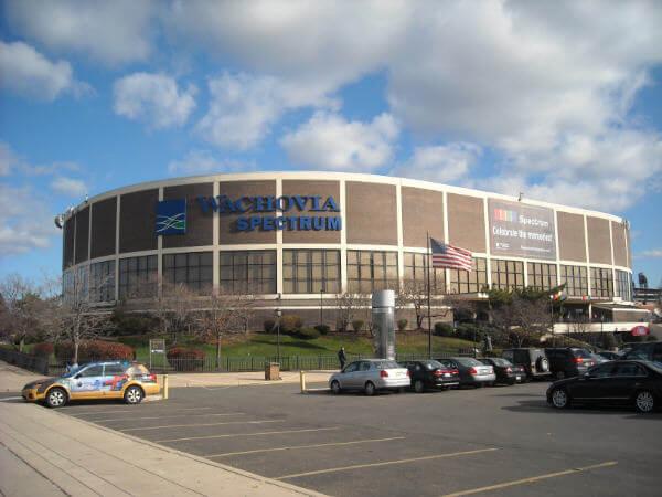 Spectrum - Philadelphia 76ers