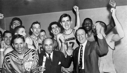 Syracuse Nationals NBA Champs 1955