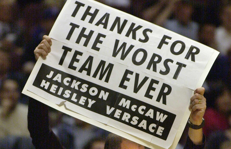 Vancouver Grizzlies 2002