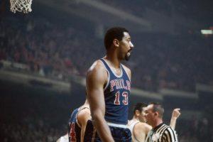 Wilt Chamberlain - Philadelphia 76ers 1967