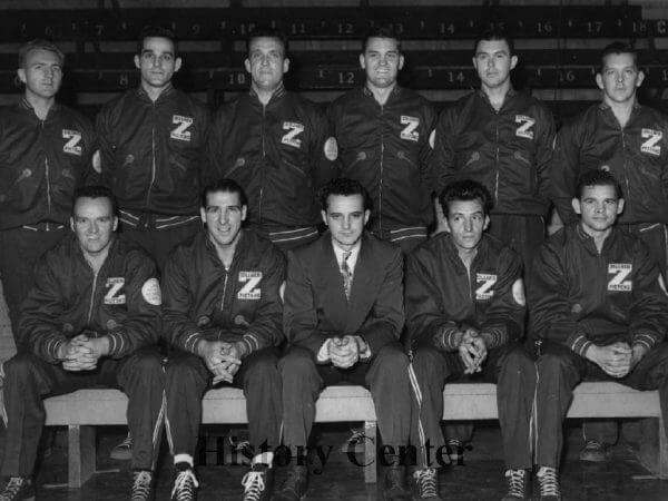 Zollner Pistons 1945