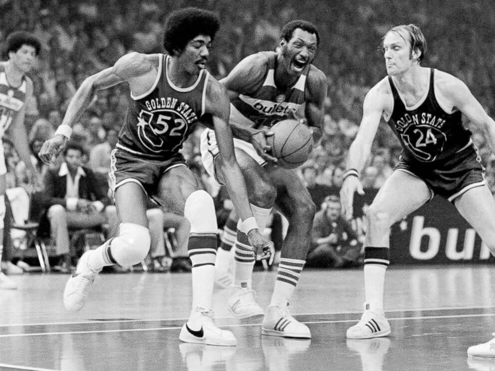 Golden State Warriors Finals 1975