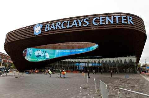 Barclays Center - Brooklyn New York
