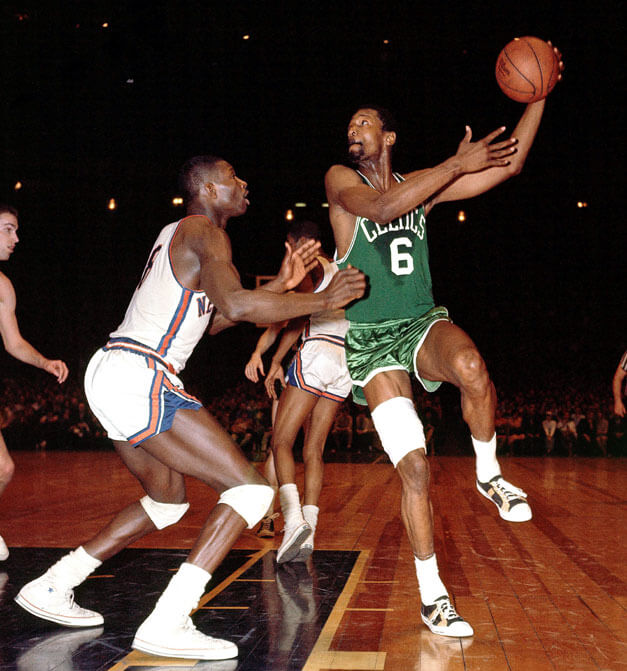 Bill Russell - Boston Celtics