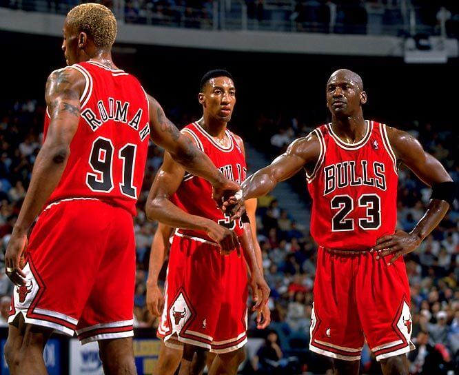 Chicago Bulls 1998 Championship