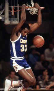 David Thompson Slam
