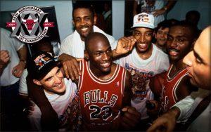 Finals 1991 Chicago Bulls