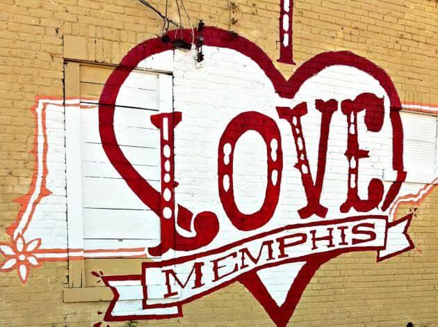 Love Memphis - Grizzlies