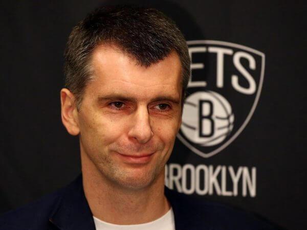 Mikhail Prokhorov - Brooklyn Nets