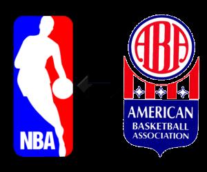 NBA - ABA Merger 1976