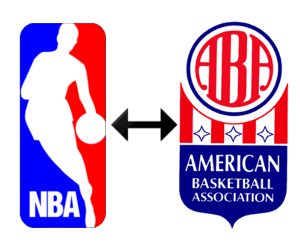 NBA - ABA Merger 1976