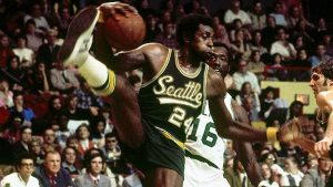 Spencer Haywood - Seattle Supersonics