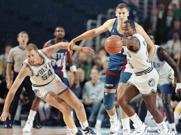 Timberwolves 1989