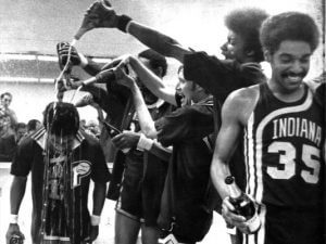 Indiana Pacer Championship 1972