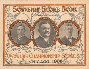 1906 World Series White Sox