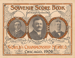 1906 World Series White Sox