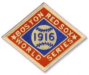 1916 World Series Boston Red Sox