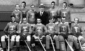 1918 Toronto Arenas
