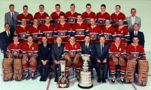 1960 Montreal Canadiens Stanley Cup