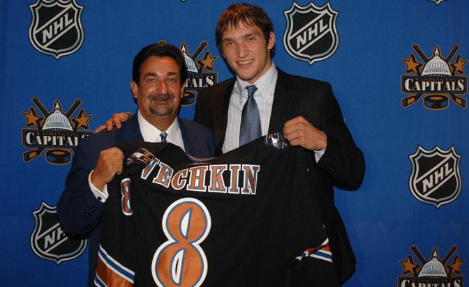 2004 NHL Draft - Alexander Ovechkin