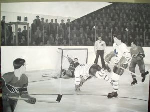 51 stanley cup Cathy's Hand Painted Mural