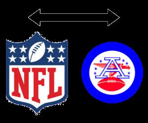 AFL to NFL
