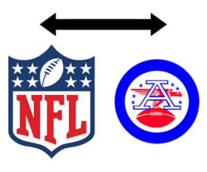 AFL to NFL