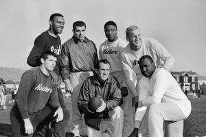 Watchf Associated Press SportsSports NFL FootballNFL Football California United States APHS44308 1963 ALL-STAR TEAM