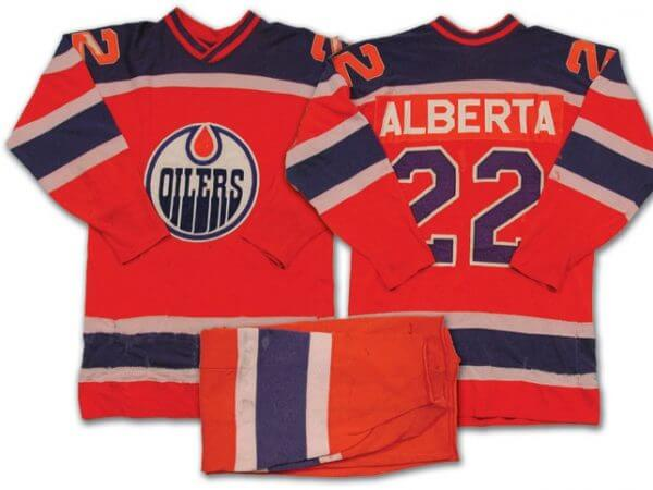 Alberta Oilers 1972
