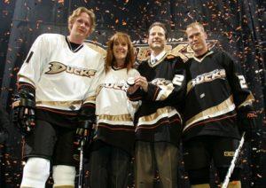 Anaheim Ducks Stanley Cup 2006