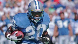 Barry Sanders - Detroit Lions