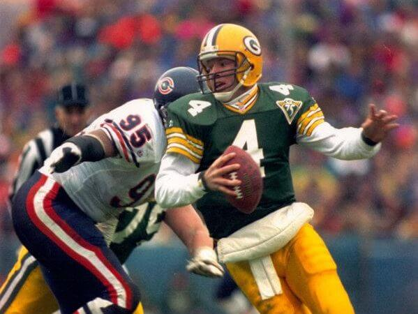Brett Favre - Green Bay Packers 1993
