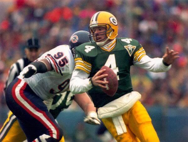 Brett Favre - Green Bay Packers 1993