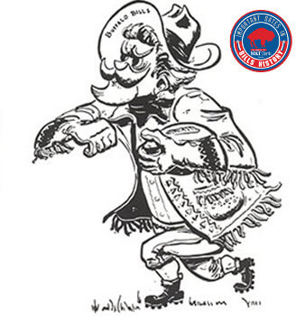 Buffalo Bills Logo and Wild Bill