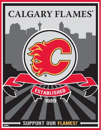 Calgary Flames 1980