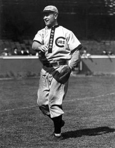 Carl Lundgren Chicago Cubs 1902