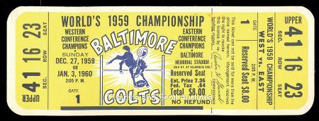 Championship 1959_colts_ticket