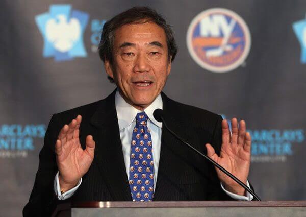 Charles Wang New York Islanders