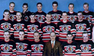 Chicago Black hawks 1926