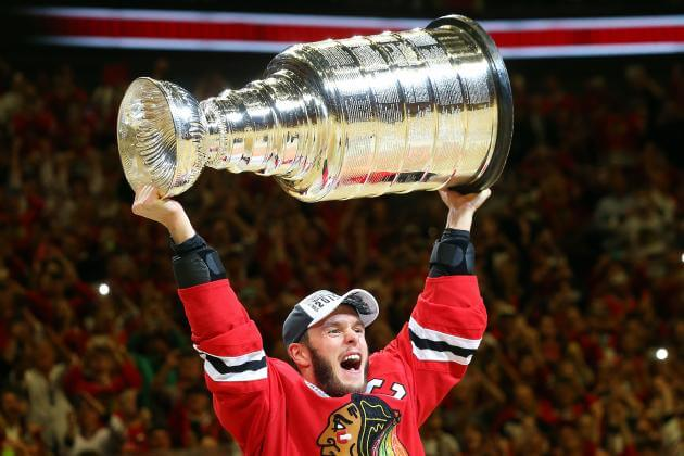 Chicago Blackhawks Stanley Cup 2015