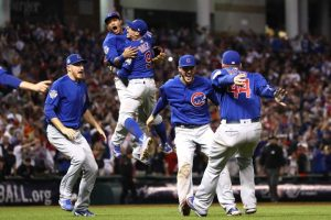 Chicago Cubs World Series 2016