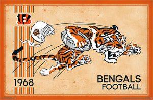 Cincinnati Bengals 1968