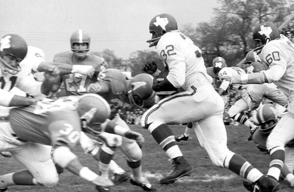 Dallas Texans AFL Championship 1962