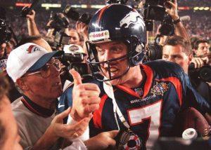 Denver Broncos John Elway 1996